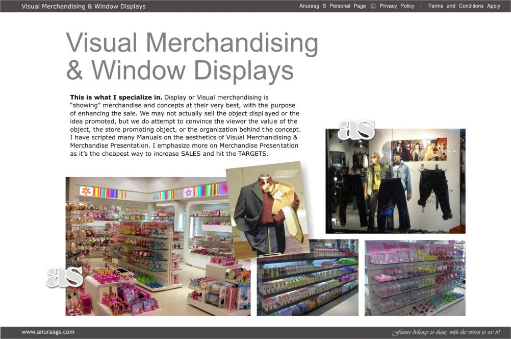 What is Visual Merchandising in Fashion?